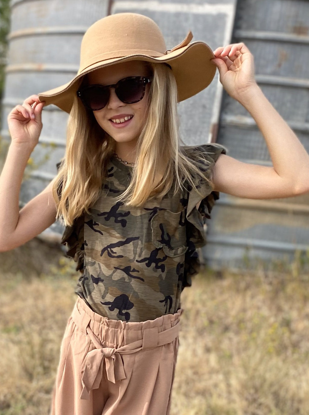 Audrey Floppy Hat - Allure Boutique WY