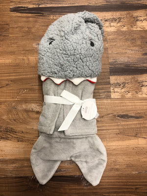Shark Baby Hooded Towel - Allure Boutique WY