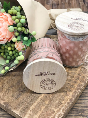 Timeless Jar Candle - Allure Boutique WY