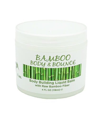 Bamboo Body & Bounce, Body Building Liquid-Balm