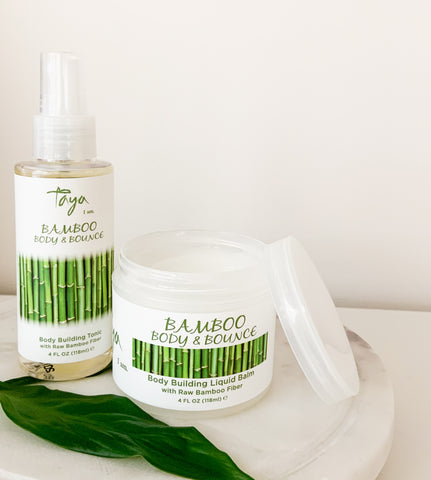 Bamboo Body & Bounce Body Building Tonic