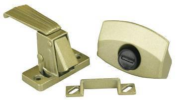 JR Products 20515 Metal Non-Locking Privacy Latch