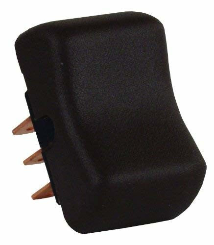 JR Products 13015 Brown 6 Pin Mom-On/Off/ Mom-On Switch