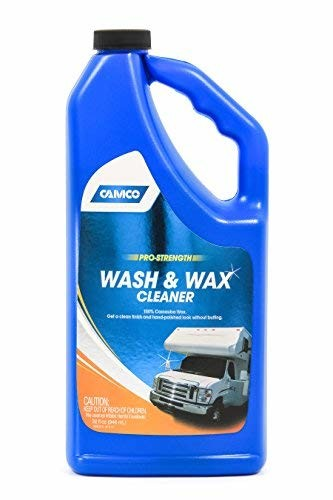 Camco 40493 32oz RV Wash and Wax Cleaner