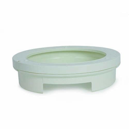 Camco 57001 Pop-A-Plate White Paper Plate Dispenser