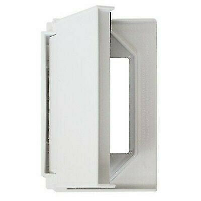 Valterra 52516 Diamond White Waterproof Thermoplastic Outlet Cover