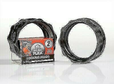 Camco 39803 RhinoFlex Repl. Sewer Hose Locking Rings - 2pk