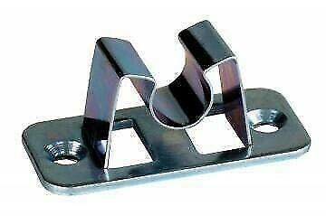 JR Products 10595 Metal Replacement C-Clips - 2pk
