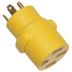 Arcon 14014C 30AM-50AF Electrical Round Adapter Plug