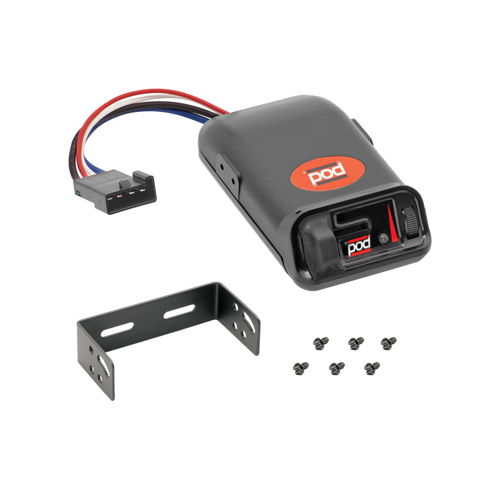 Tekonsha 80500 Pro Series POD Timed Actuated Brake Control
