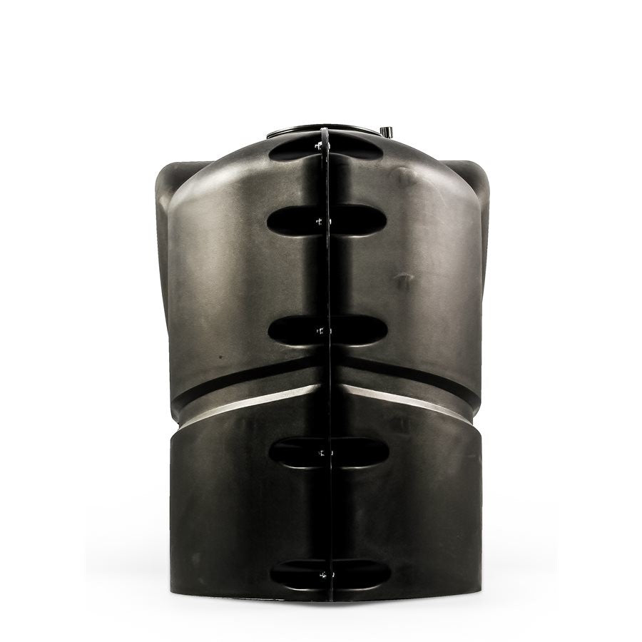 Camco 40568 Black 20lb Double Propane Tank Cover