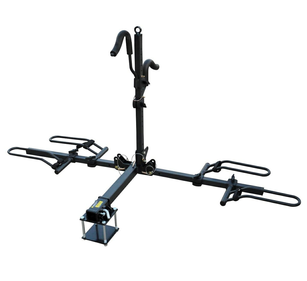 Stromberg Carlson BC-202BA Platform Mount 2 Bike Rack Carrier