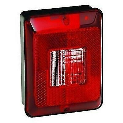 Bargman 31-86-103 86 Series Vertical Single Taillight with Black Trim
