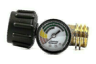 Camco 59023 Olympian Type 1 Acme Propane Gas Leak Detector with Gauge