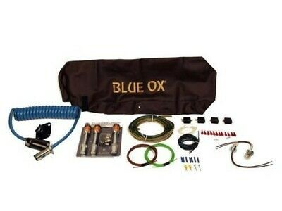 Blue Ox BX88308 Avail 7-Wire Tow Kit with Tailight Wiring, Locks and Cover