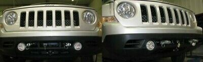 Blue Ox BX1130 Jeep Patriot Base Plate with Removable Tabs