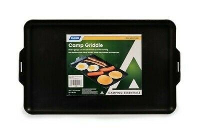 "Camco 51048 Camping Essentials 10"" x 16-1/2"" Non-stick Camp Griddle"