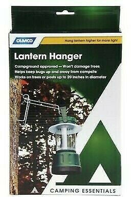Camco 51054 Camping Essentials Camp Lantern Hanger