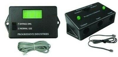 Progressive Industries EMS-RDS HW Surge Protector Plug-In Remote Display