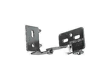 RV Designer H251 Spring Loaded Cabinet Door Hinge - 2pk