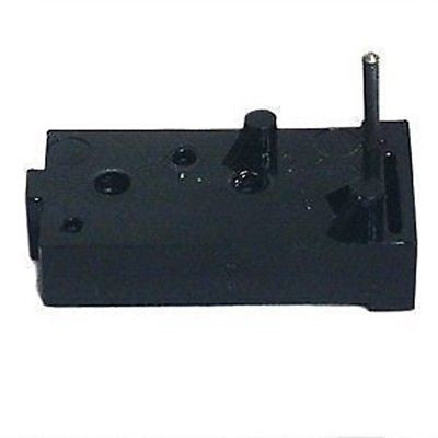 Norcold 61593730 Refrigerator Repl. Black Door End Cap