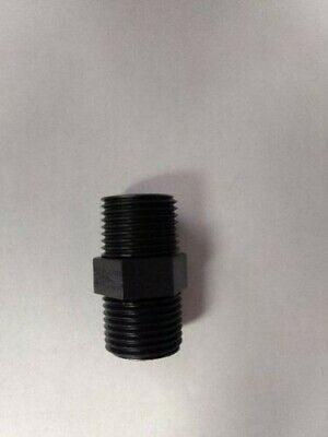 "Elkhart Supply 30952 PEXLock 1/2"" MPT Straight Coupler Water Fitting"