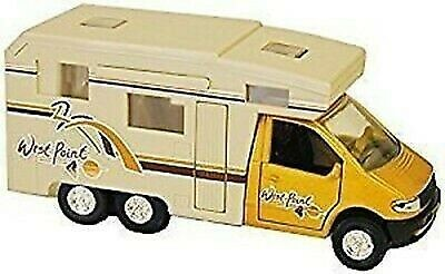 Prime Products 27-0005 Mini Class C Motorhome Action Toy