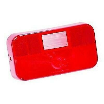 Bargman 34-92-704 #92 Series Surface Mount Taillight Repl. Lens w/Back-Up