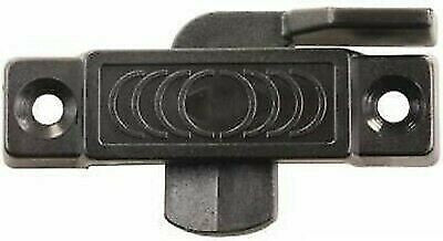 JR Products 81875 Large Black Plastic Window Latch