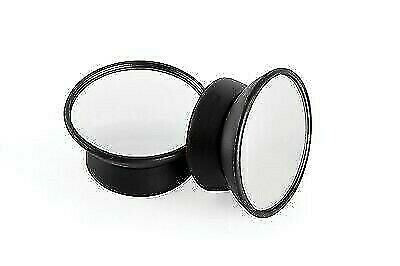 "Camco 25593 Blind Spot 1-3/4"" 360 Degree Convex Mirror - 2pk"