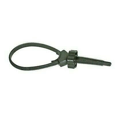 "Camco 39103 1/2"" up to 4"" Nylon Flexible Multi-Clamp"