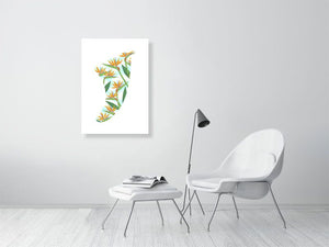 A1 Bird of Paradise Fin Giclée Surf Art Print - Limited Edition 50