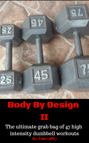 Body By Design 2: Forty-seven high intensity dumbbell workout circuits (e-book)