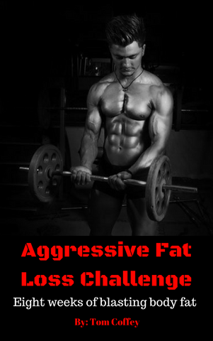 Eight Week Aggressive Weight Loss Challenge (e-book)