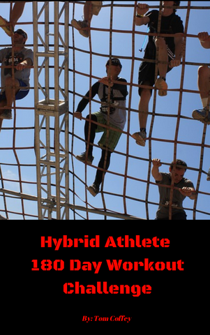 The Hybrid Athlete Workout Plan - 180 days of workouts [with LIMITED TIME bonus gifts]