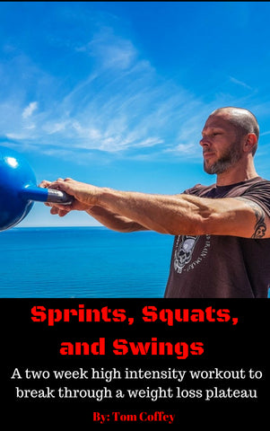 Sprints, squats, and swings: Burst through your weight loss plateau