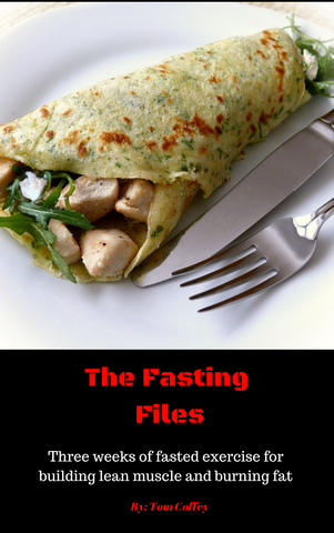 The Fasting Files: Using science & fasted exercise to build muscle and burn fat