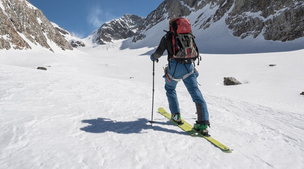 Ski Touring in the Bernese Oberland