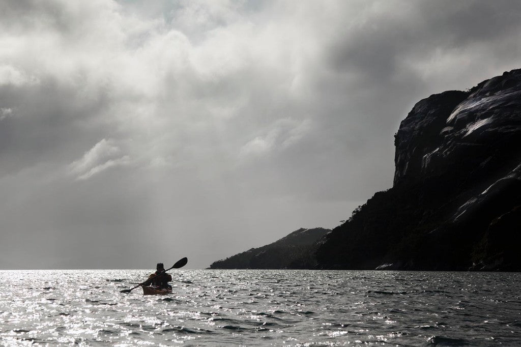 paddling south, sea kayak, adventure, patagonia