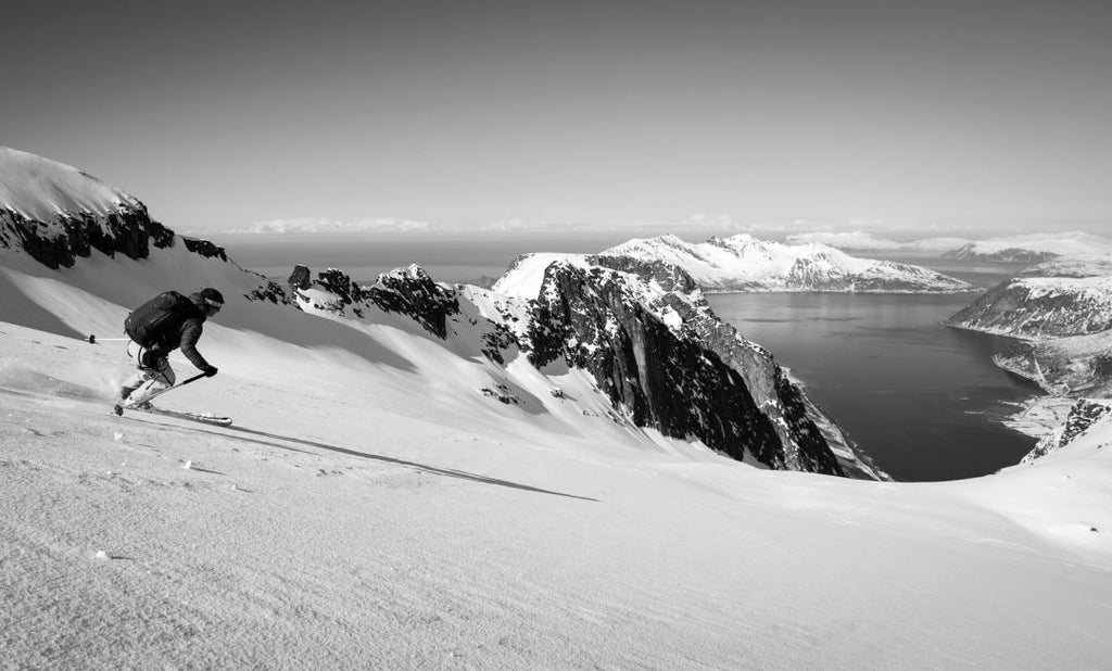Stor hollendaren, ski, arctic, norway
