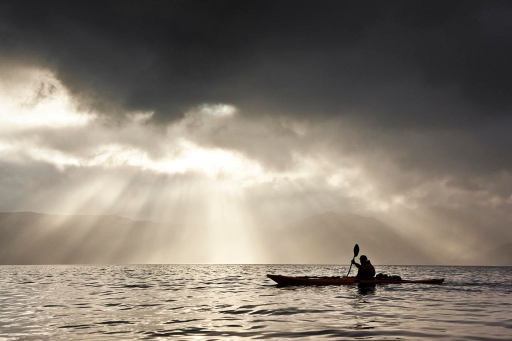 Sea kayak, adventure, patagonia, photography,