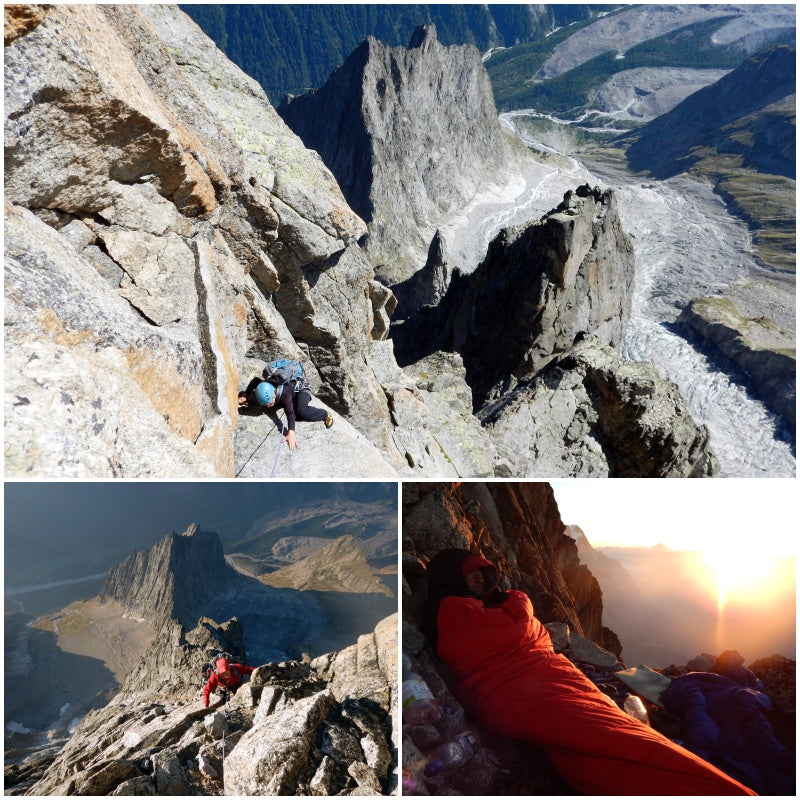 Summer Alpine, climbing, adventure, photography, Mike Pescod