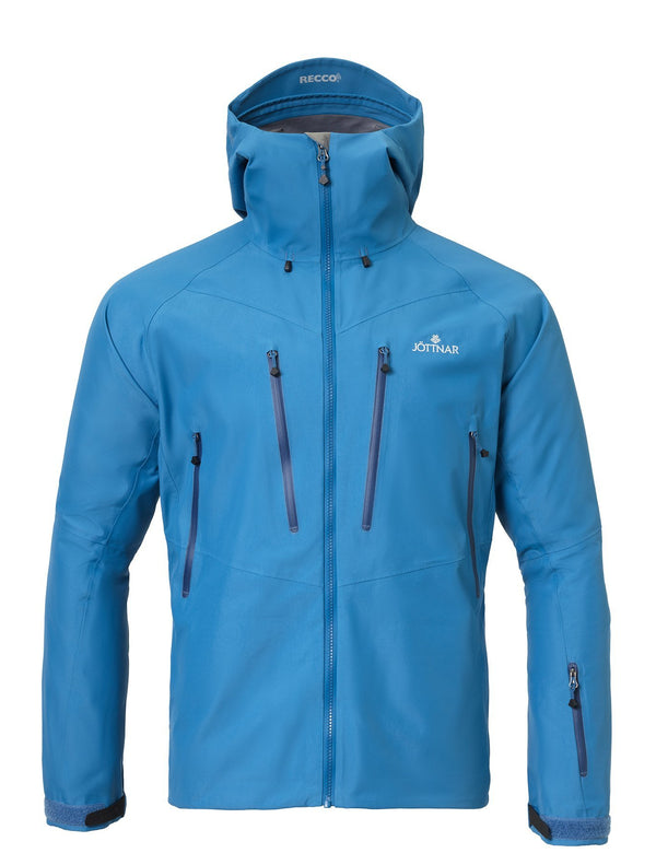 Hodr Men's Hard Shell Waterproof Mountain Jacket