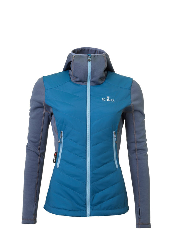 Women's Mid-Layer Hybrid Jacket