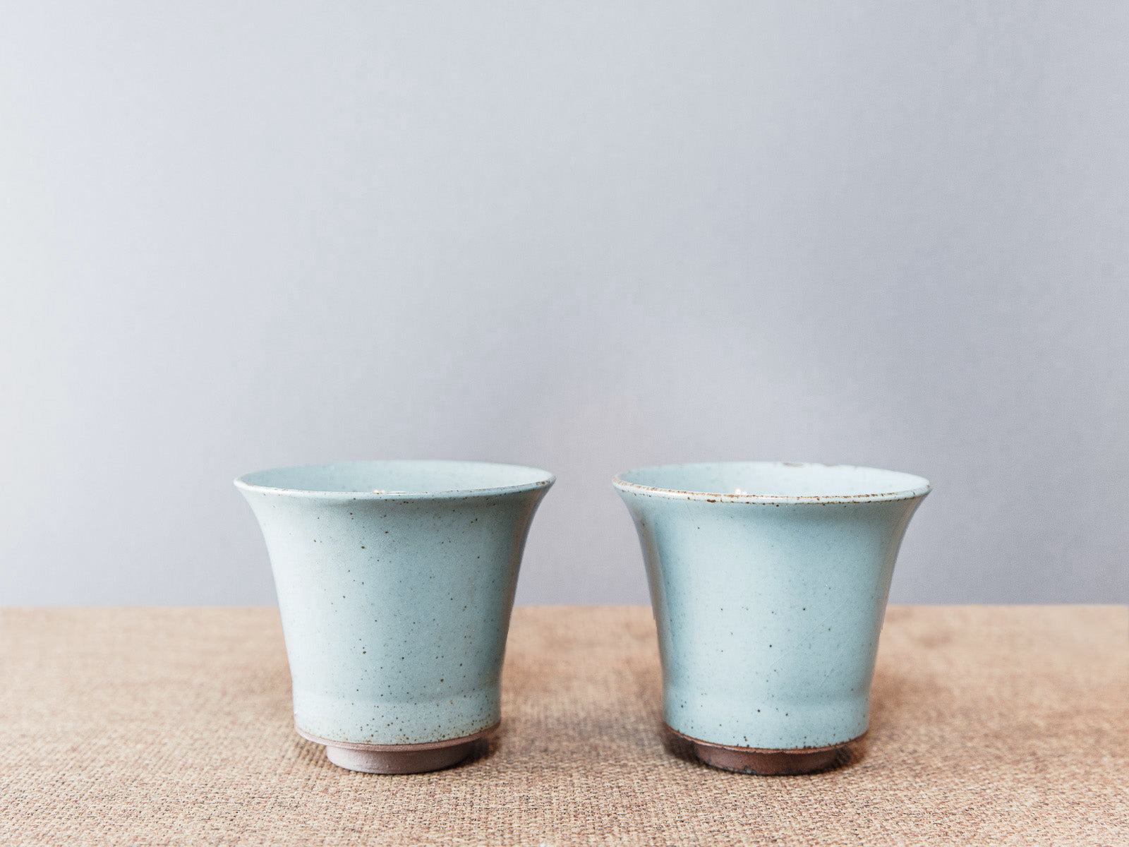 Celadon Bell Cup