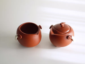 Philosophy Two Crimson Teaware set