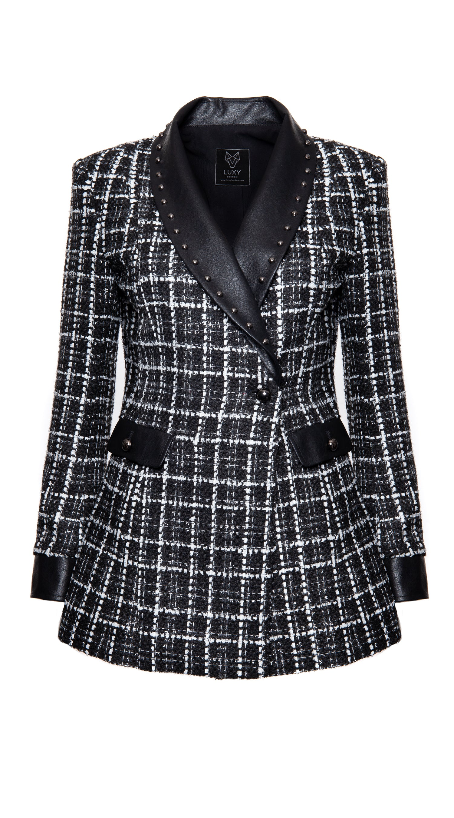 Luxy Richmond Blazer - Black