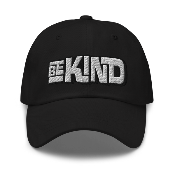 BE KIND INTERLOCK - Dad hat