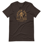 Bigfoot Tee - GOLD STANDARD - Short-Sleeve Unisex T-Shirt