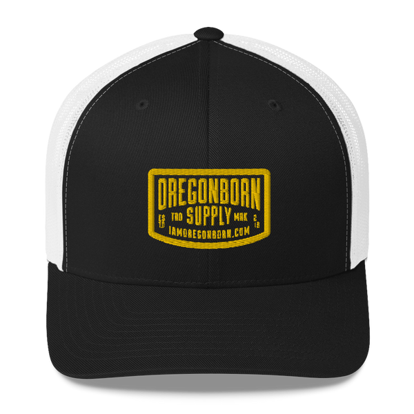 Oregon Born Supply - Trucker Cap - Oregon Born